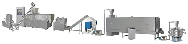 Industrial Bread Crumbs Production Line Wheat Flour Raw Materials CE Compliant 0