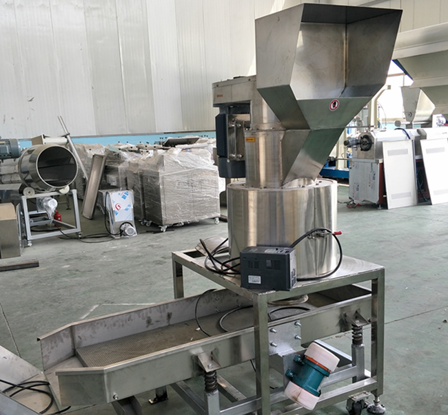 Industrial Bread Crumbs Production Line Wheat Flour Raw Materials CE Compliant 4