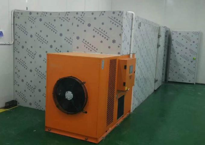 Ss Industrial Fruit Heat Pump Dryer Hot Air Cherry Tomato Microwave Drying System
