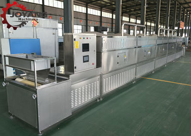 Energy Saving Industrial Microwave Equipment 12KW - 150KW For Tea Drying