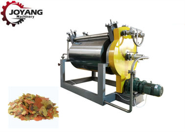 Compact Structure High Quality Floating Flake Fish Feed Production Line 10 - 50 kg/h Capacity