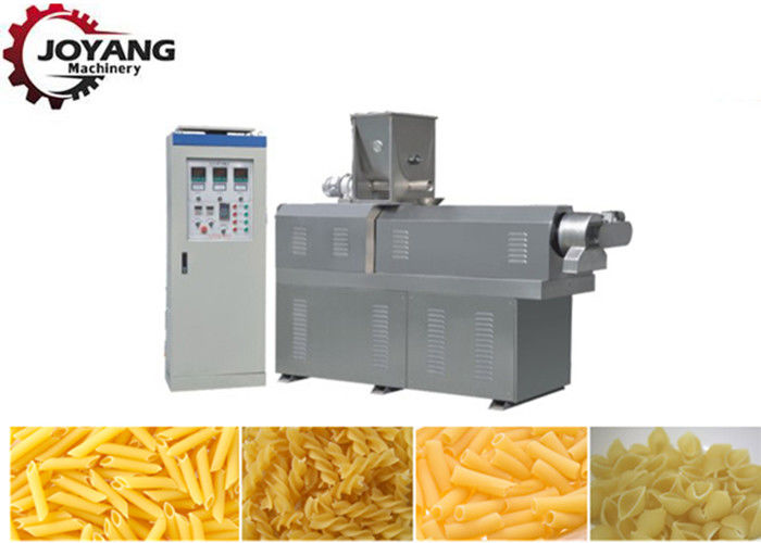 Controlled Motor Speed Stainless Steel Pasta Maker Electricity Heating Way Pasta Machine