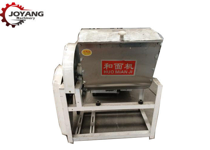Steam Type Instant Noodles Production Line Wheat Flour Raw Materials PLC Controled