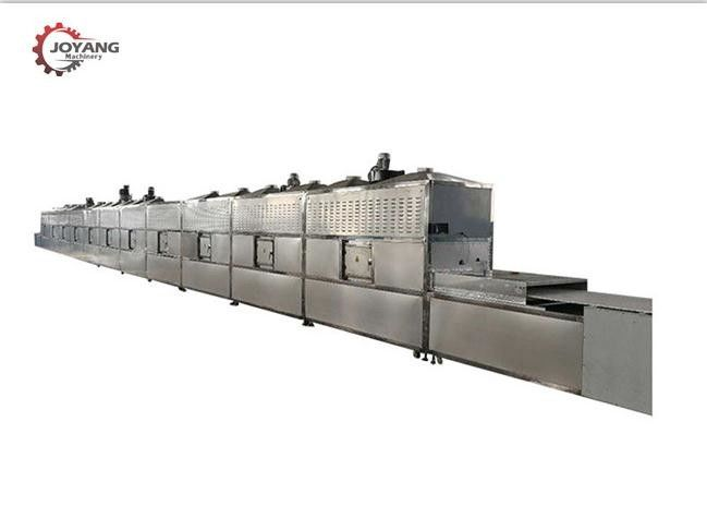 Multifunctional Meat Defrosting Machine 950±50 MHz Microwave Frequency