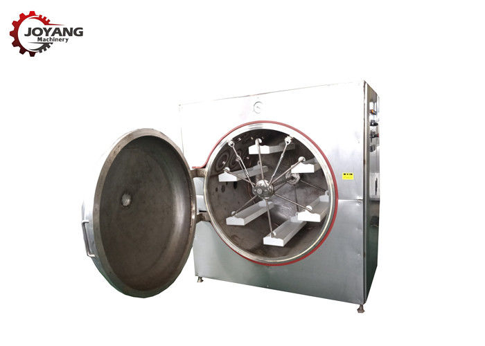 Herbal Medicine Microwave Vacuum Dryer Machine Electric Energy Driven