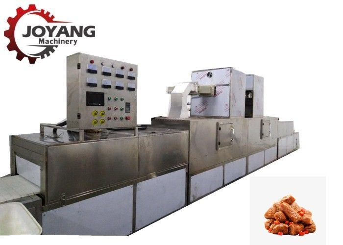 Microwave Duck Neck Defatting Food Thawing Machine Food Defroster Equipment