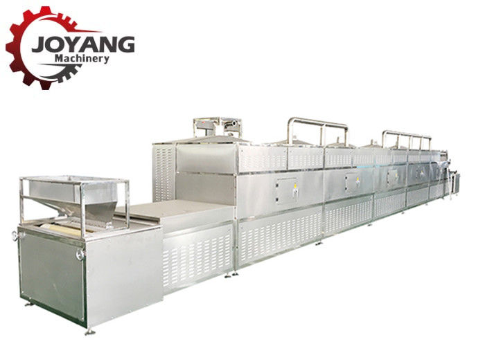 Chinese Herb Microwave Drying Equipment Industrial Herbs Dryer Machine