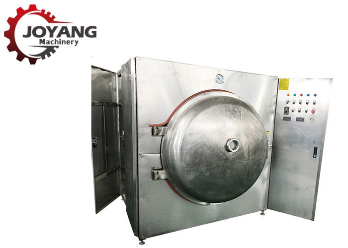 Cabinet Industrial Microwave Equipment Vacuum Chicken Breast Drying Machine
