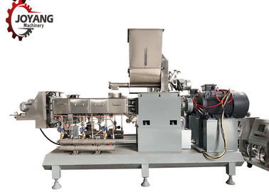 China Automatic Artificial Rice Making Machine Silver Grey Color 18×2×3.5m Dimension factory