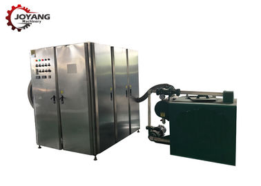 Multifunctional Box Type Industrial Microwave Vacuum Dryer For Chicken Fillet Heart