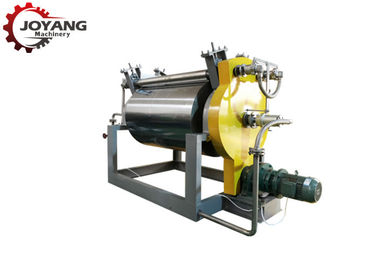 China Industrial Floating Fish Feed Machine Continuously Operated Silver Grey Color factory