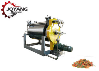 China Industrial Flake Fish Feed Machine , Fish Feed Making Machinery factory