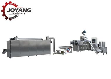 Twin - Screw Extruder Artificial Rice Making Machine Nutritional Rice Production Line