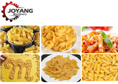 Screw Extruder Commercial Pasta Manufacturing Machine Macaroni Production Line