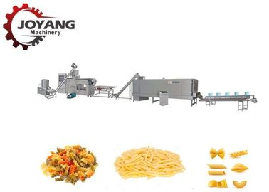 Automatic Industrial Pasta Manufacturing Machine Single Screw Extruder