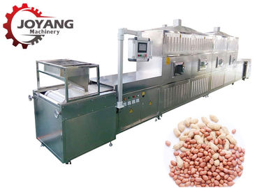 Peanut Microwave Drying And Sterilization Machine Cocoa Bean Dryer Nuts Roasting