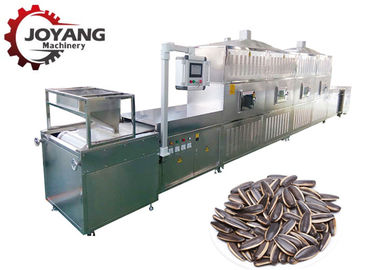 Melon Seeds Industrial Microwave Equipment Sunflower Seeds Baking Nuts Roasting Machine
