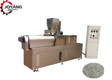 China FRK Fortified Rice Kernel Production Line , Artificial Rice Making Machine factory