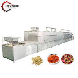 China Turmeric Powder Industrial Microwave Equipment Red Chilli Powder Extraction Machine factory